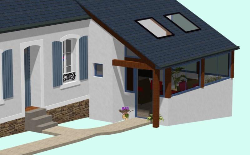 Rénovation 01 - MPB Maîtrise d'oeuvre - Morbihan