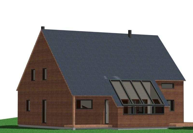 Eco construction 05 - MPB Maîtrise d'oeuvre - Morbihan